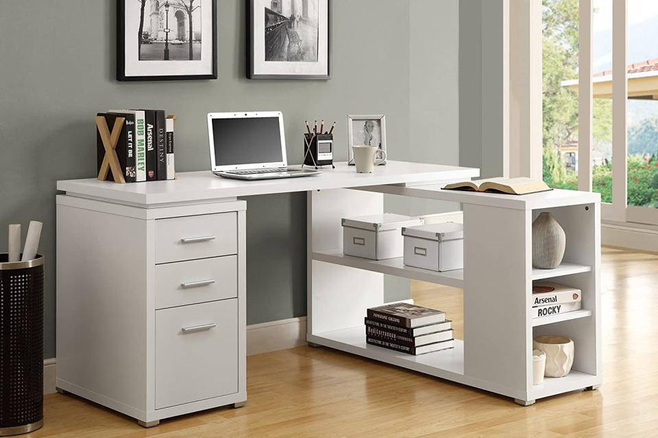 Monarch corner desk