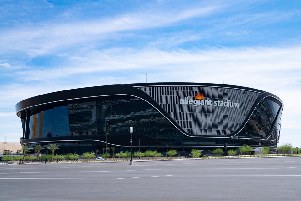 Las Vegas Raiders' Allegiant Stadium