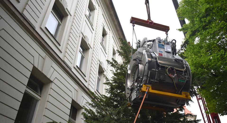 German Heart Institute Berlin gets new MRT