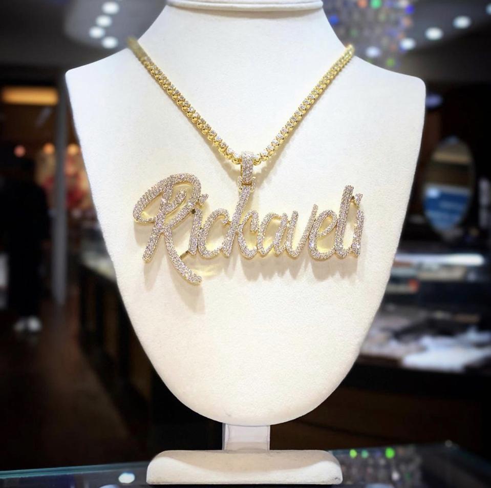 Luxe VVS, Custom Jewelry