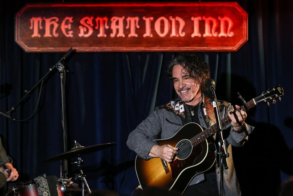 John Oates with The Good Road Band - Nashville, TN