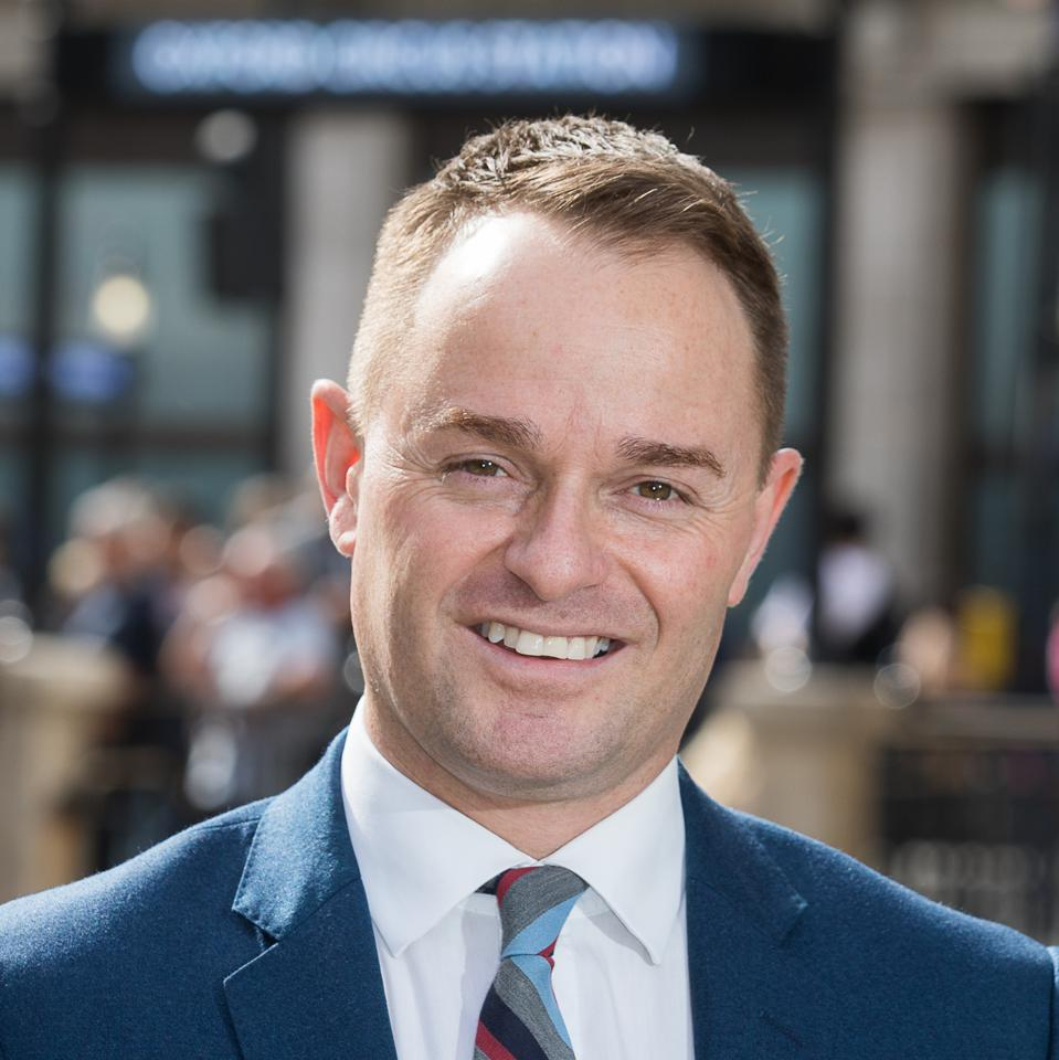New West End Company CEO Jace Tyrrel