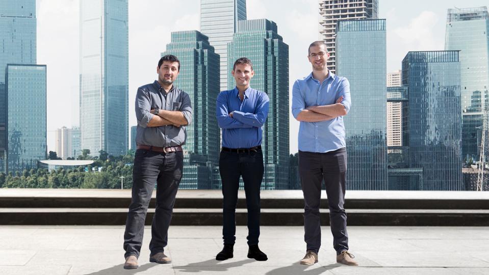 Three Medigate cofounders