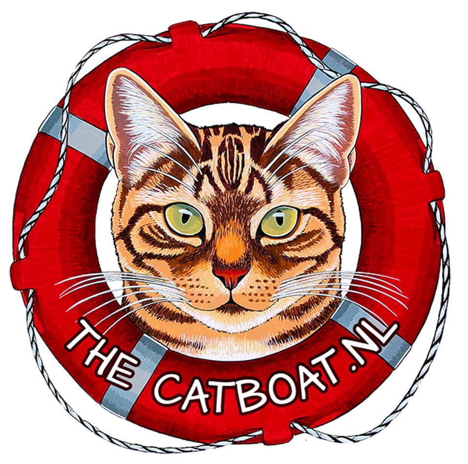 A Floating Cat Sanctuary