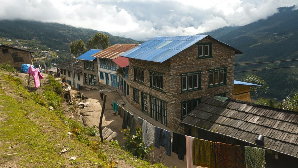 Phaplu, Nepal
