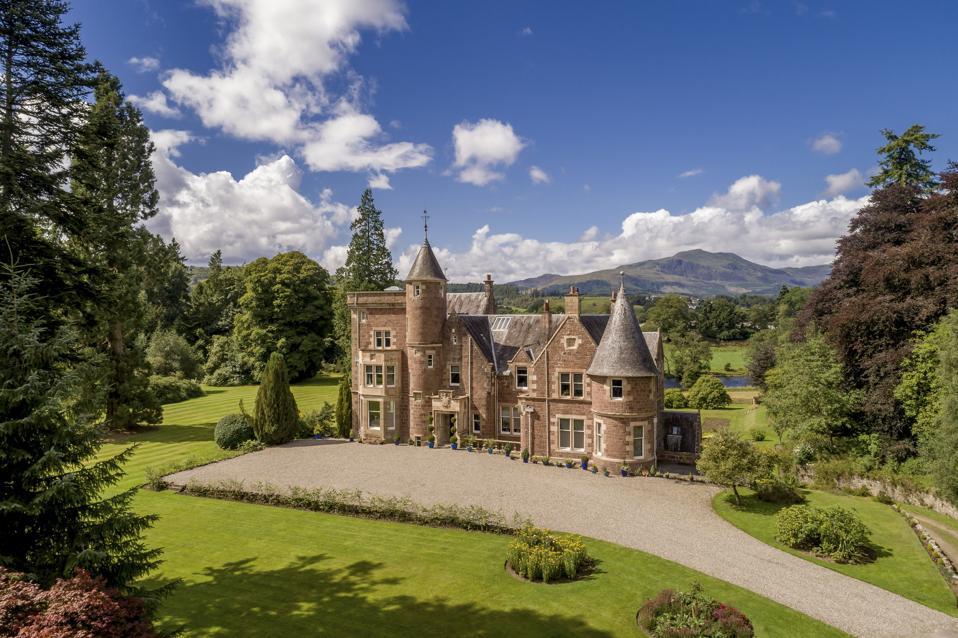 Callander House in Scotland