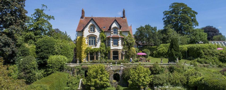 Amberstone Manor in Devon