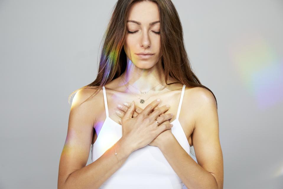Alo Yoga's first jewelry line, Alo Yoga x Logan Hollowell