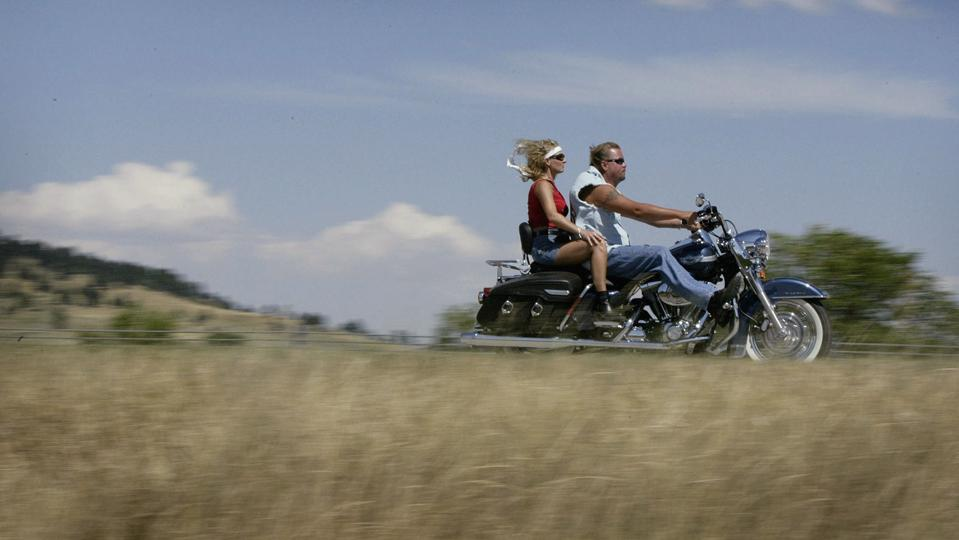 Bikers Gather For Annual Sturgis Motorcycle Rally