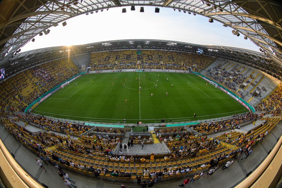 SG Dynamo Dresden - Hamburger SV