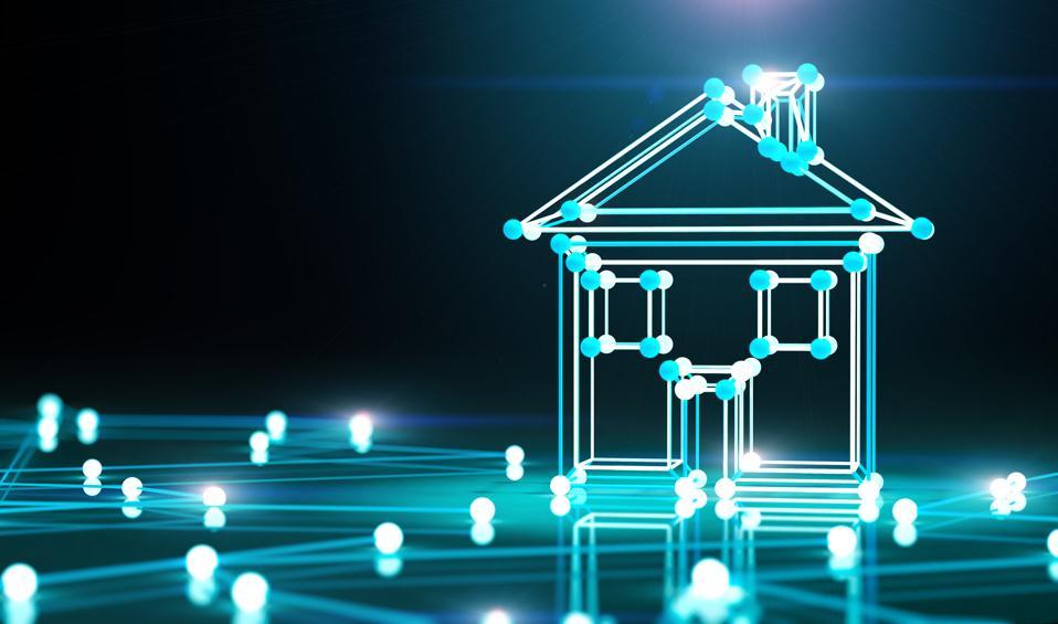 Infrastructure loans on blockchain-enabled tokenization