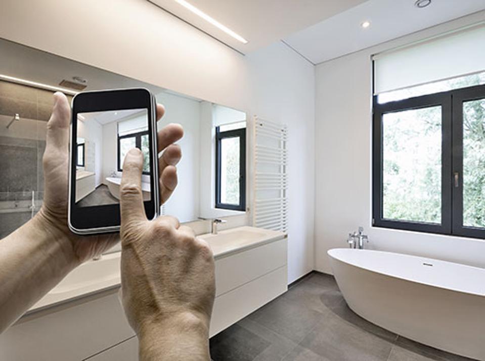 smartphone window trutint nodis demonstration