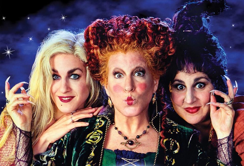 Hocus Pocus, Disney, Kenny Ortega, Halloween, musical, Broadway, sequel, Bette Midler