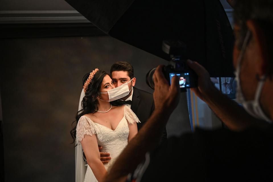 TURKEY-HEALTH-VIRUS-WEDDING