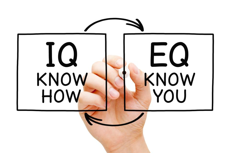 Understanding IQ and EQ can make you appear smarter and more intelligent.