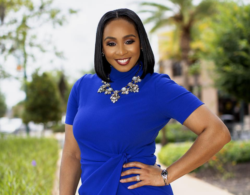 Sherrel Sampson, Founder and CEO of Canviiy