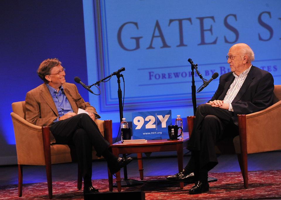 Bill Gates: A Conversation With My Father