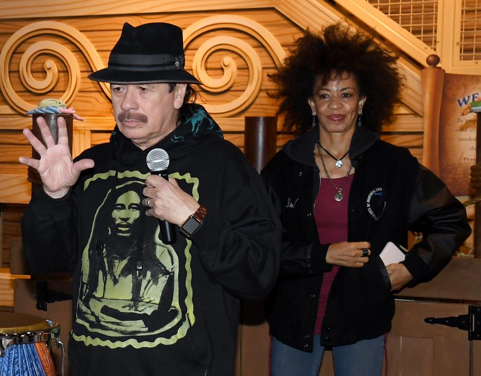 Carlos Santana Joins Las Vegas Philharmonic For Global Edition Of orKIDStra Program
