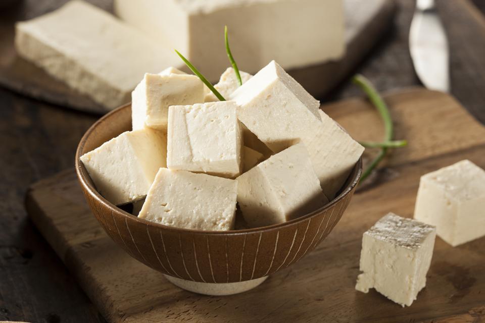 Organic Raw Soy Tofu FDA