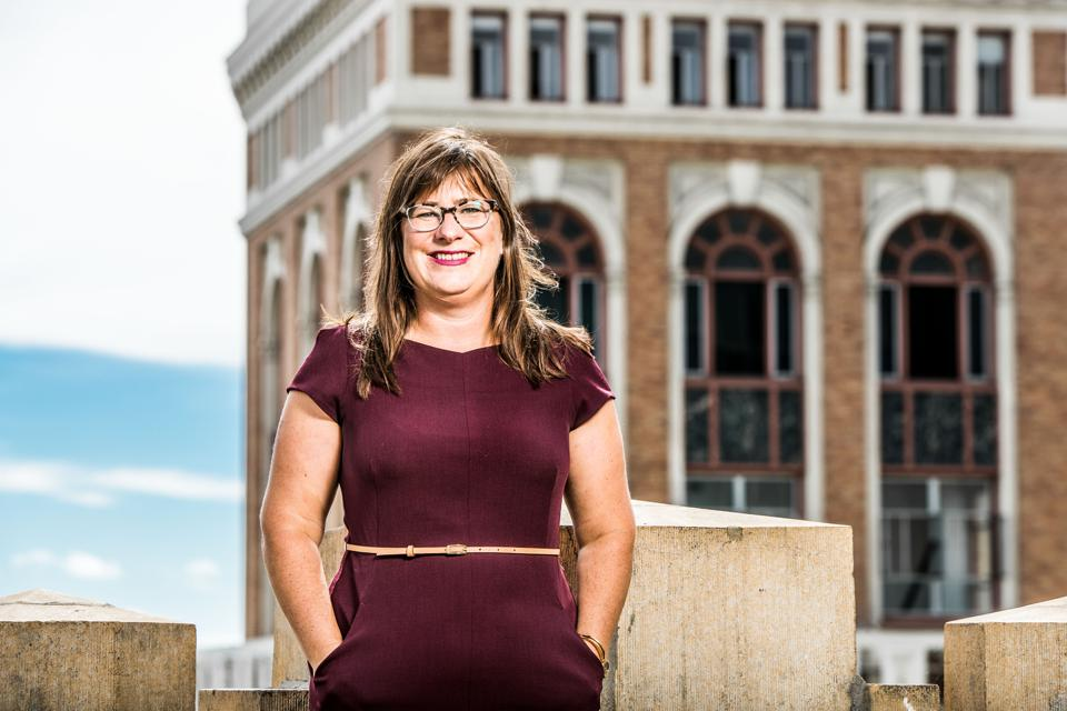 Cloud 100 newcomer LaunchDarkly CEO Edith Harbaugh