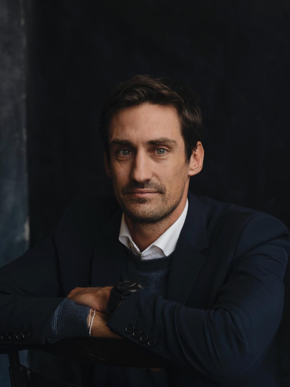 CEO Checkout.com Guillaume Pousaz.