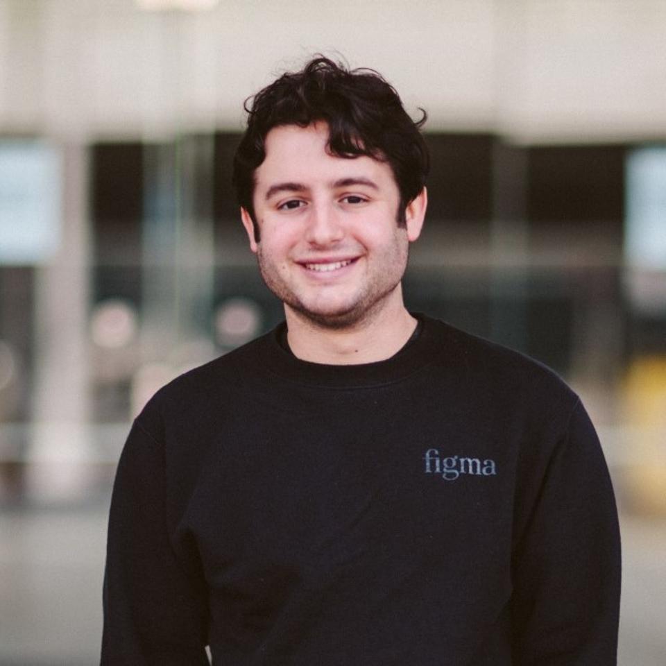Figma CEO Dylan Field.
