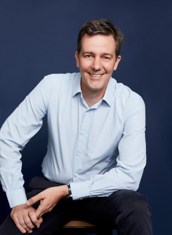 Culture Amp CEO Didier Elzinga.