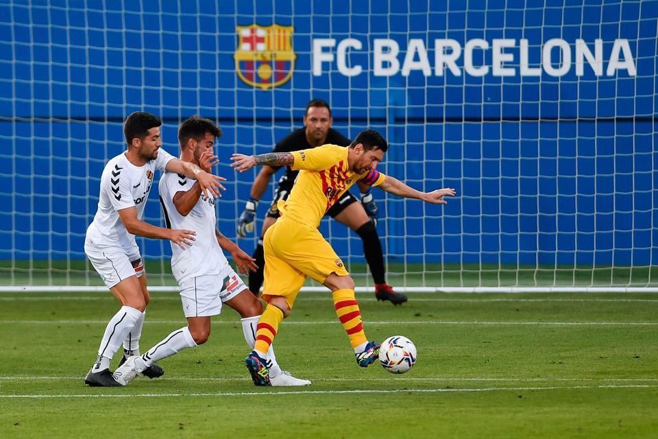 FC Barcelona will play Girona on Wednesday