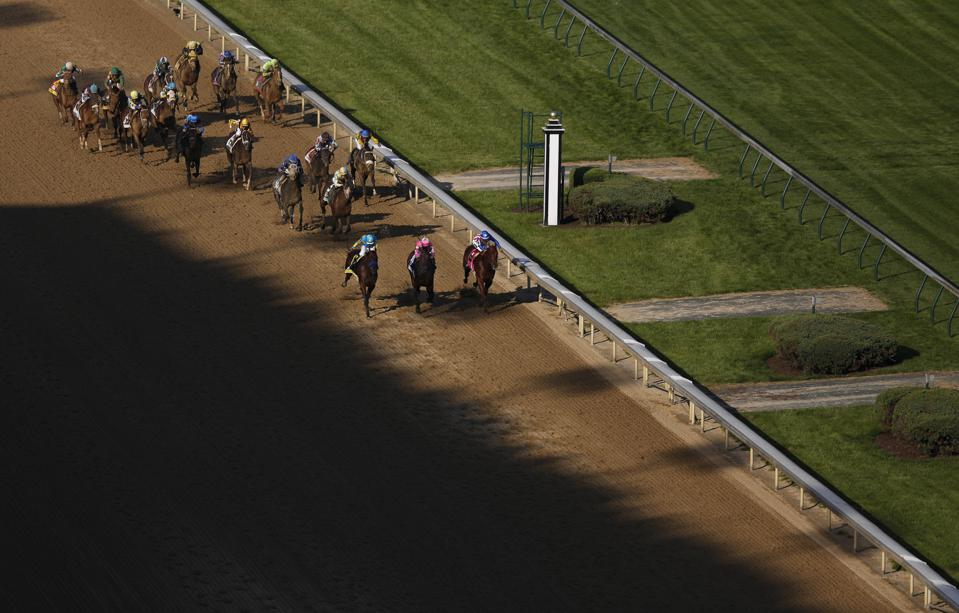 The 141st Running Of The Kentucky Derby