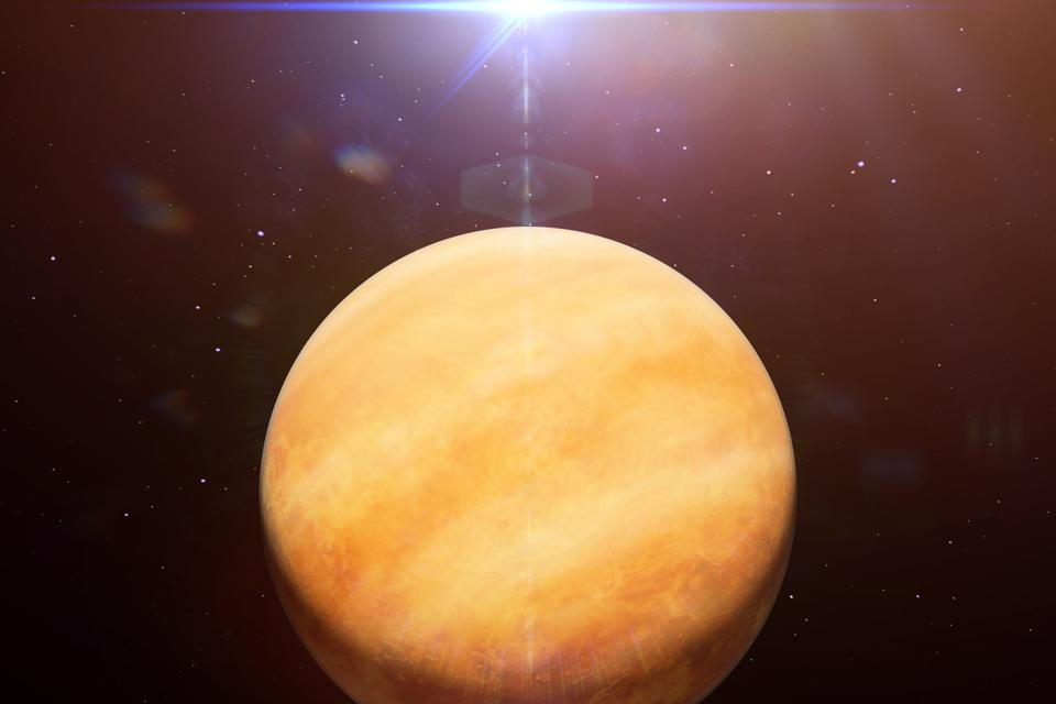 NASA has a mission that could study the clouds of Venus.