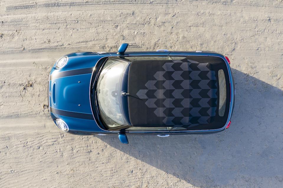 MINI Cooper S Sidewalk Convertible