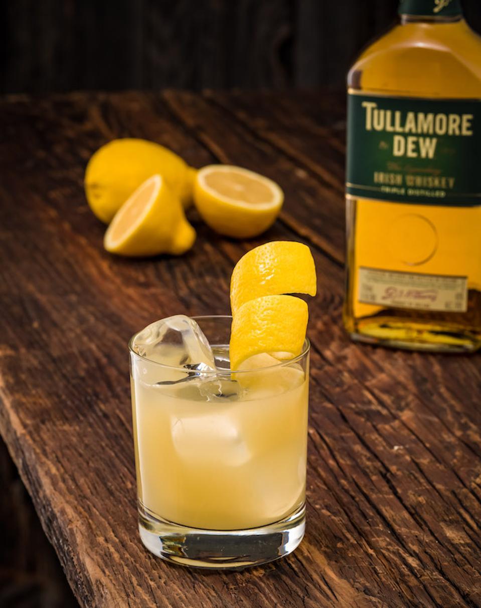 Irish Gold Rush_Best Whiskey Cocktails