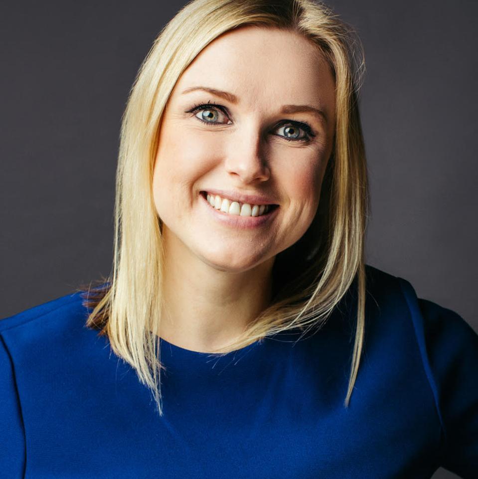 Laura Johnson Co-founder of Zebedee