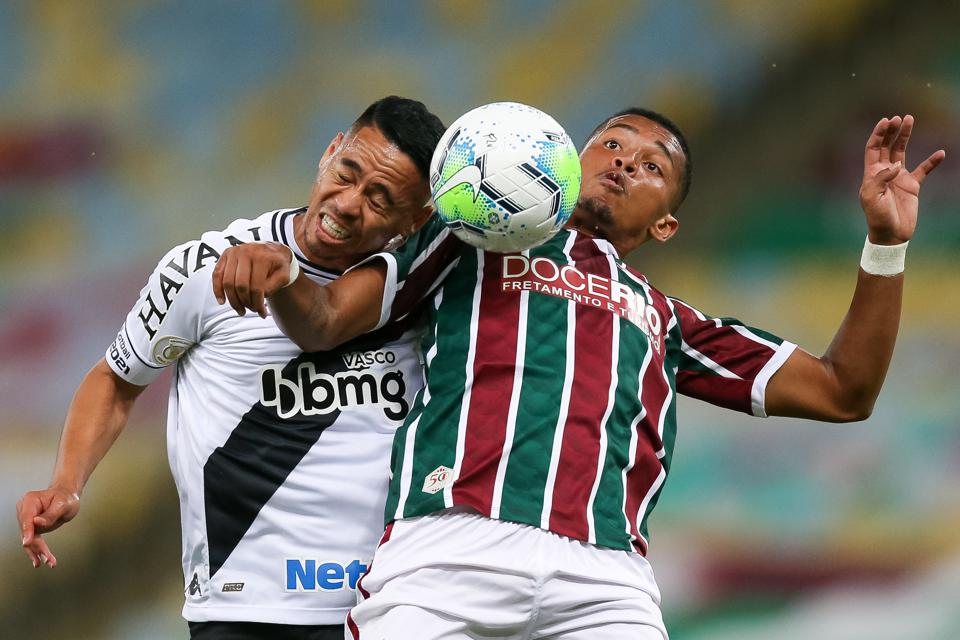 2020 Brasileirao Series A:  Fluminense v Vasco Play Behind Closed Doors Amidst the Coronavirus (COVID - 19) Pandemic