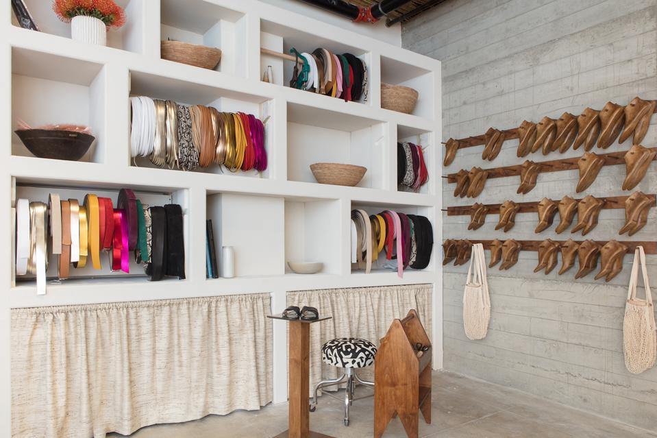 The chic West Hollywood boutique