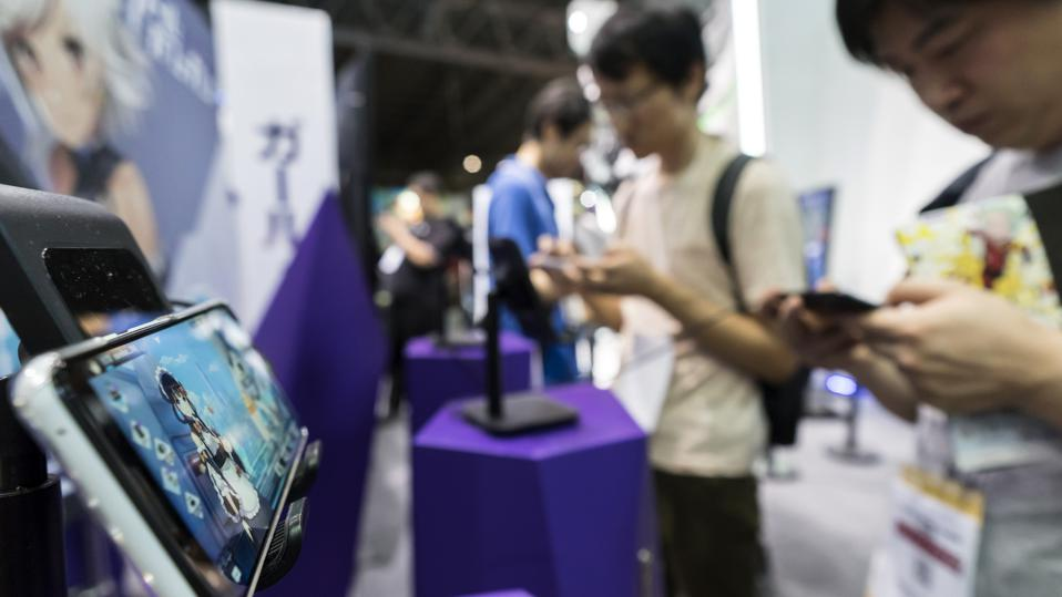 Inside The Tokyo Game Show 2019