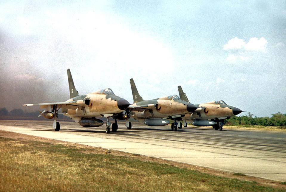Republic F-105 Thunderchiefs
