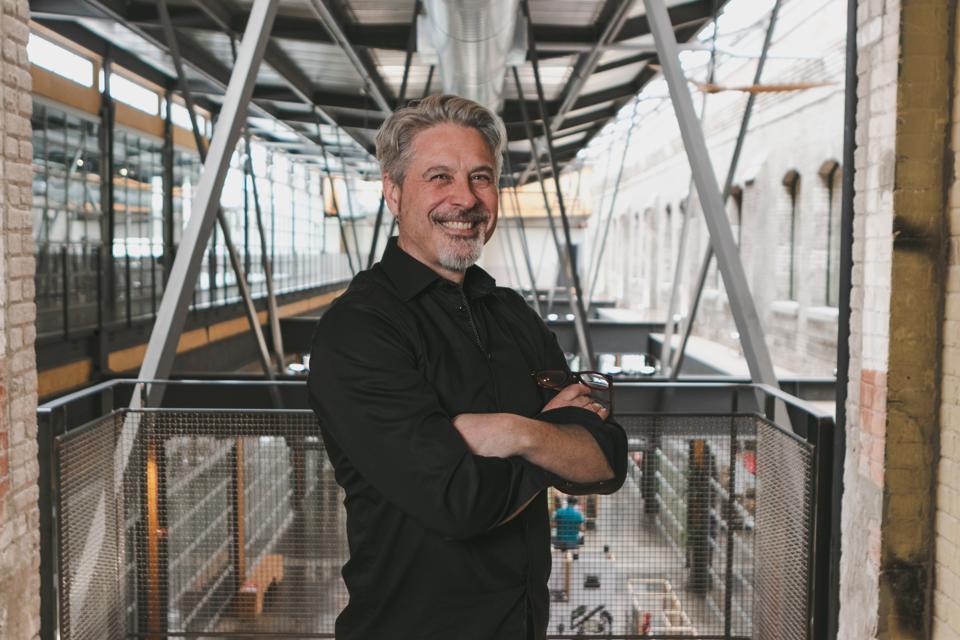 Darrell Cox, CFO of Vena Solutions