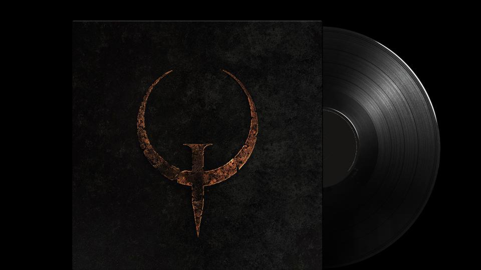 Quake Remastered 2XLP