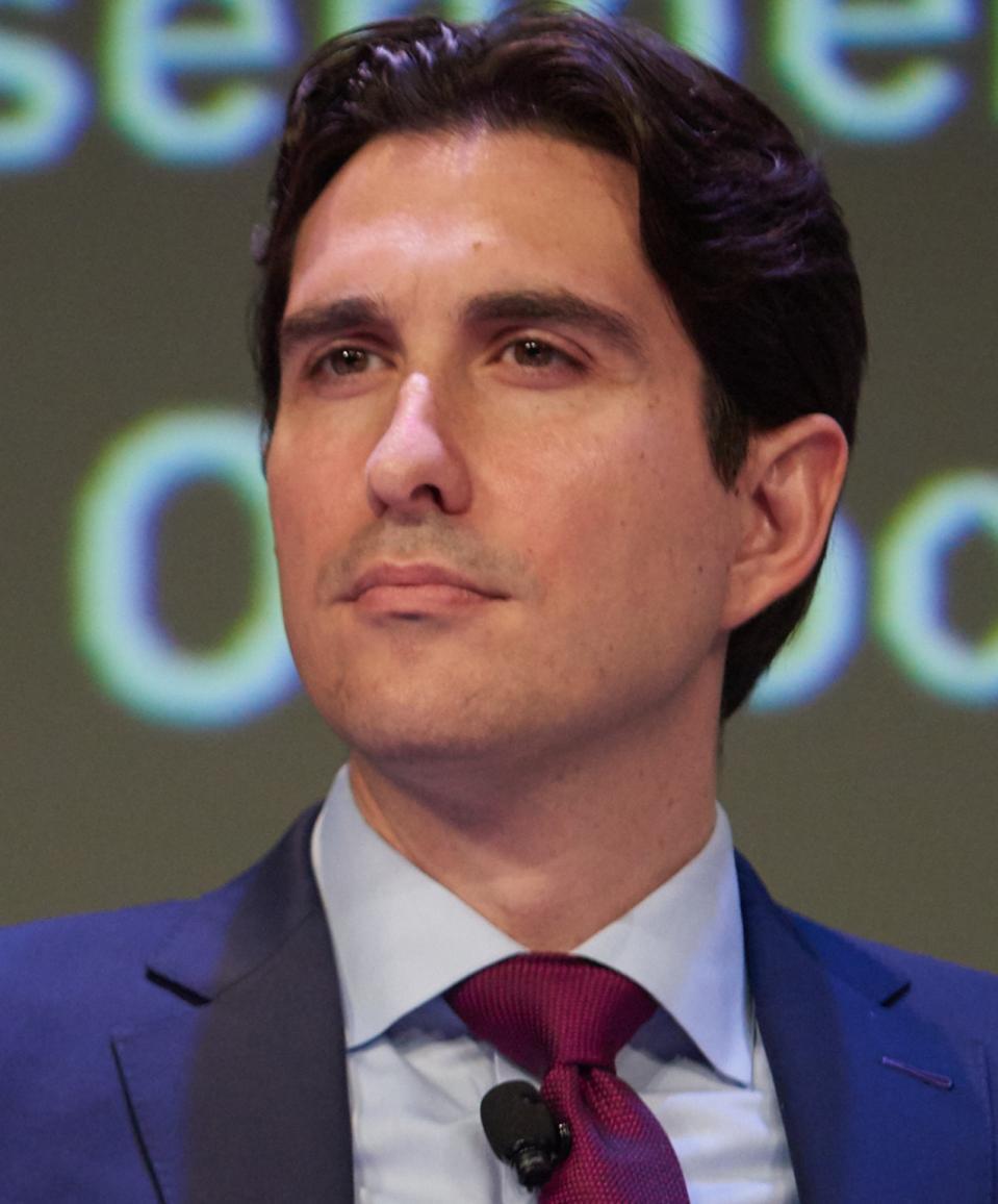 Marco Santori, Chief Legal Officer at Kraken