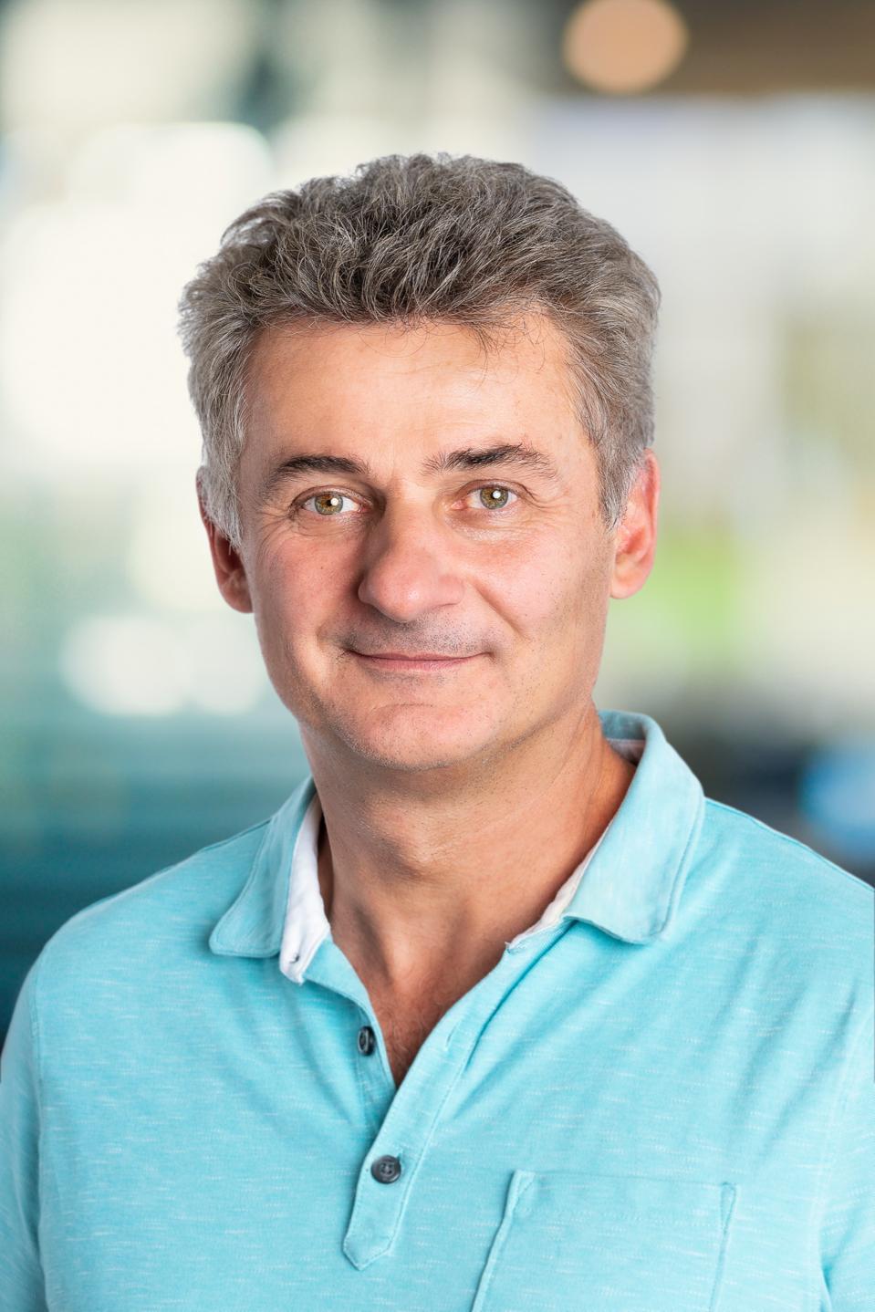 Snowflake cofounder and CTO Benoit Dageville.