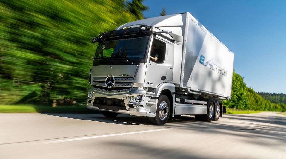 Daimler-hydrogen-truck
