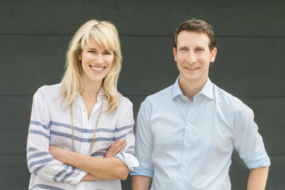 Lovevery's founders, Jessica Rolph and Rod Morris
