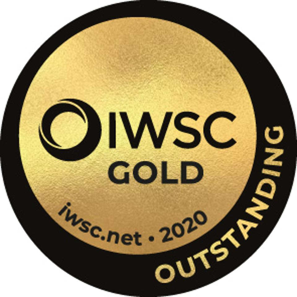 he IWSC Gold Outstanding Medal. Only about 2% of the entrants qualify for this highly coveted award.