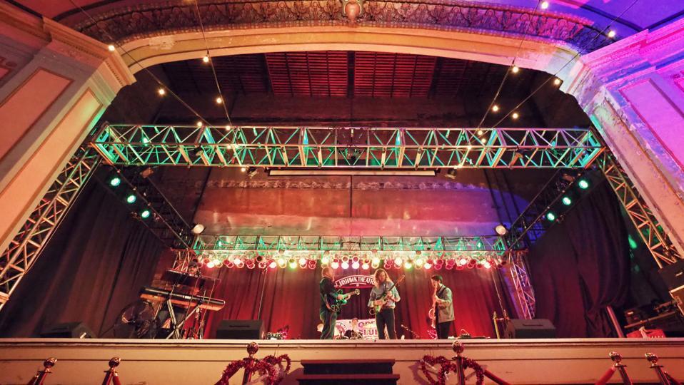 Jayhawk Theater in Topeka