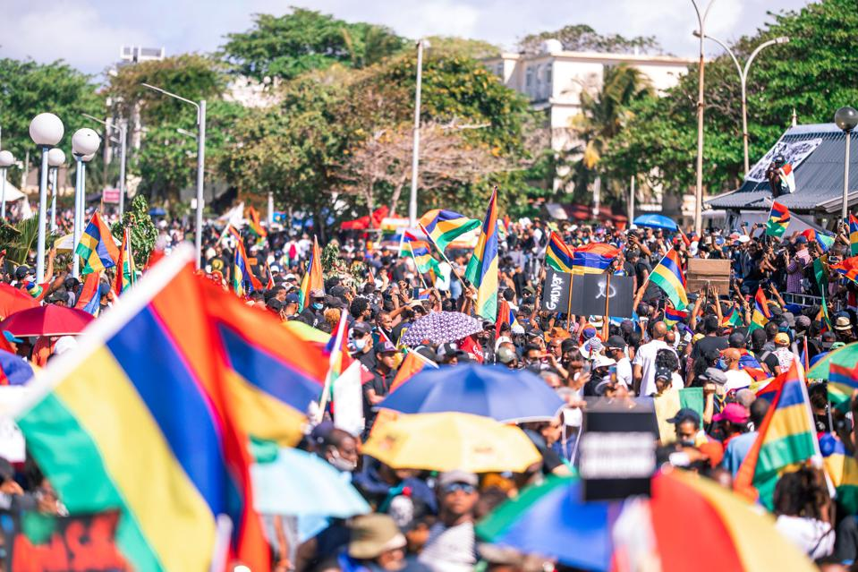 Mauritius has been shaken by nationwide protests (see here on 12 September) calling for major changes and transparency in how the Wakashio investigation takes place