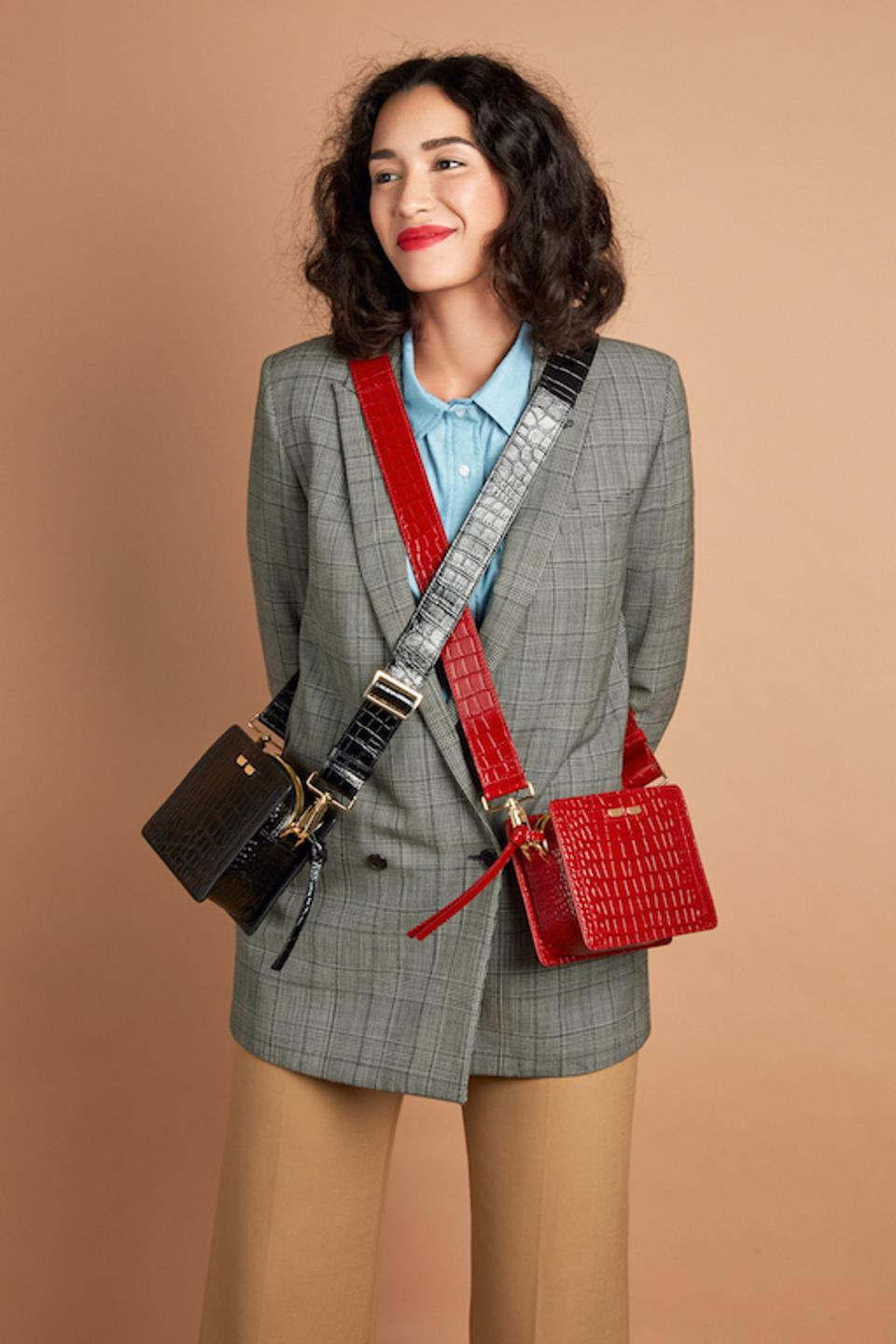 The Fairfax by BENE Bags is a best selling piece that is ideal for the times.