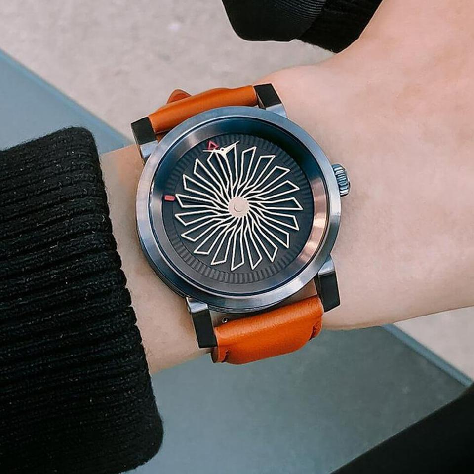 ZINVO Blade Eclipse Timepiece