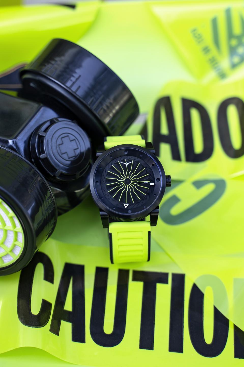 ZINVO Blade Acid Timepiece
