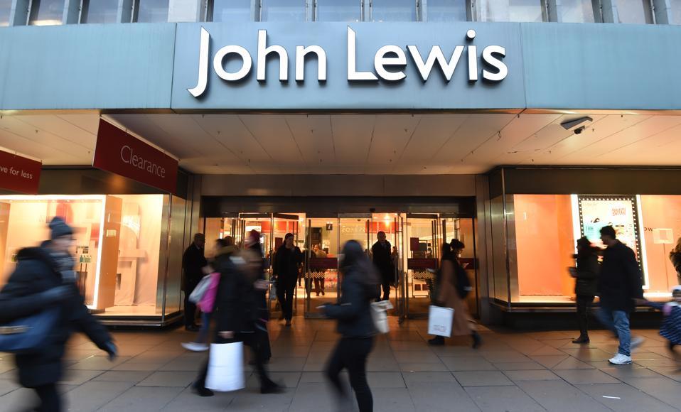 John Lewis store